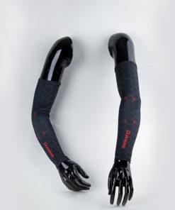 DK Carbon Abs Black Red