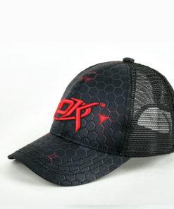 DK Black Red Carbon