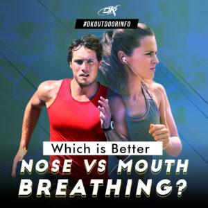 Hindari Bernapas dari Hidung Saat Berlari