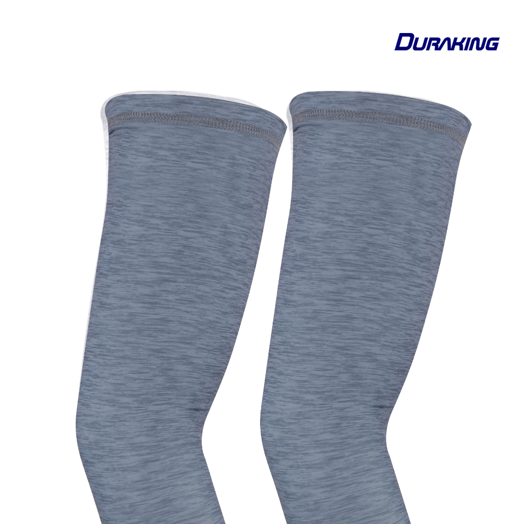 DK Arm Sleeve V2 Anti Virus Sports Mild Grey