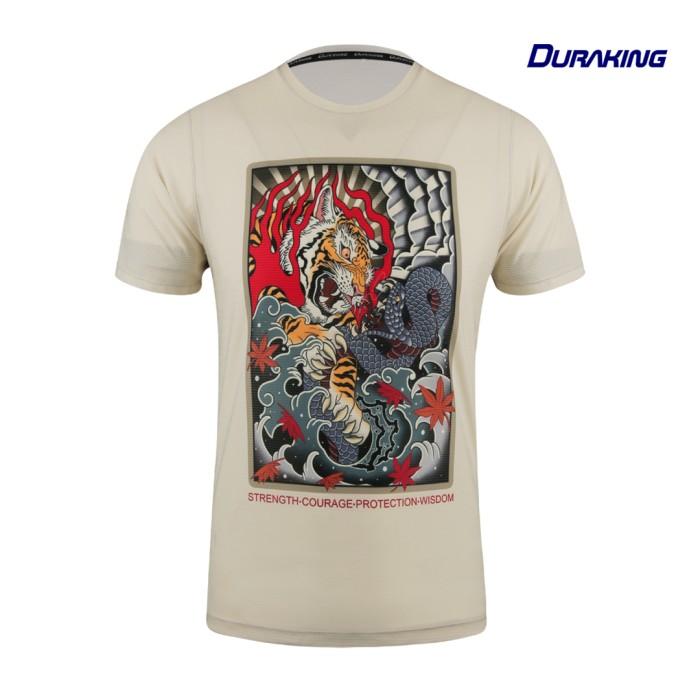 DK Daily Active Wear Original Art Design Tora & Hebi