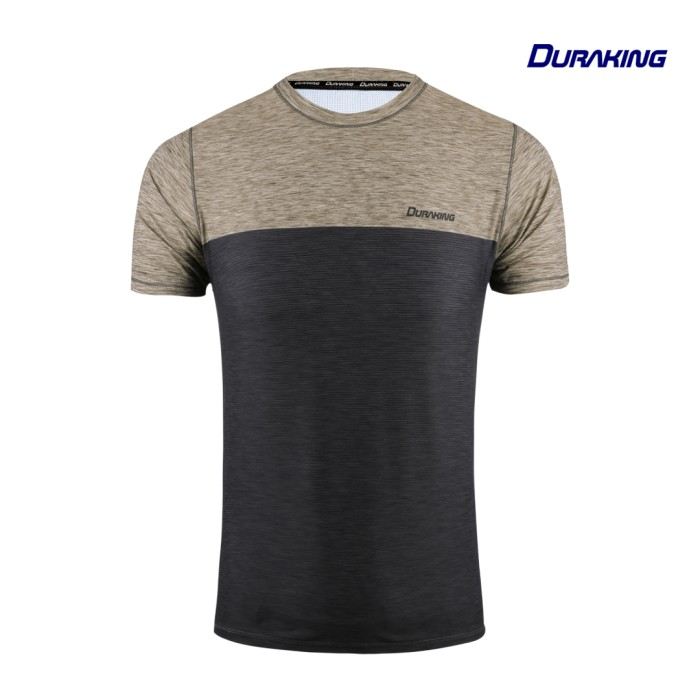 DK Daily Active Wear Bi Colors Light Brown Grey