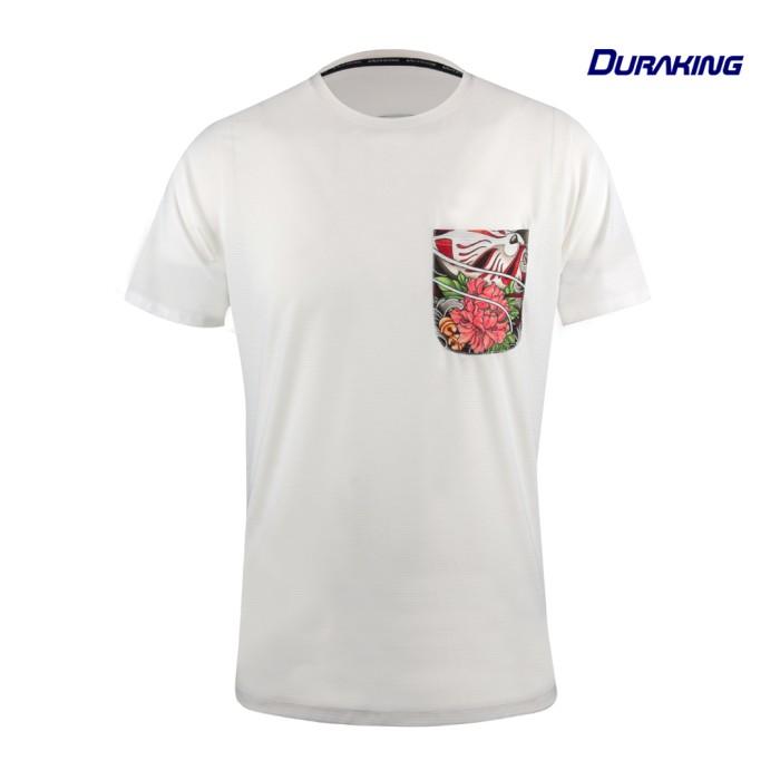 DK Daily Active Wear Original Art Design Kitsune Mask