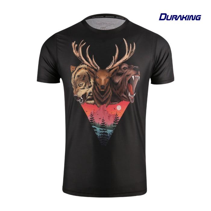 DK Daily Active Wear Original Art Design Wilderness
